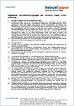Allgemeine Geschäftsbedingungen der Raubling Papier GmbH (823,2 KB)