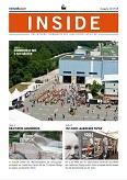INSIDE 2/2018 - das Mitarbeitermagazin der Laakirchen Papier AG (1,6 MB)