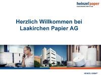Firmenpräsentation Laakirchen Papier AG (3,6 MB)