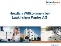 Firmenpräsentation Laakirchen Papier AG (3,9 MB)