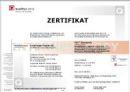 FSC Zertifikat (399,5 KB)