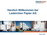 Firmenpräsentation Laakirchen Papier AG (3,7 MB)
