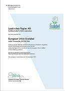EU Umweltzeichen (136,4 KB)