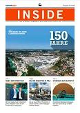 INSIDE 1/2018 - das Mitarbeitermagazin der Laakirchen Papier AG (511,5 KB)