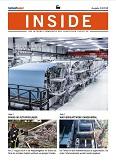 INSIDE 3/2018 - das Mitarbeitermagazin der Laakirchen Papier AG (7,6 MB)