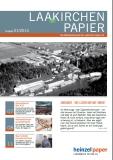 """Mitarbeiter-Zeitschrift """"Laakirchen Papier"""" (1,3 MB)"""